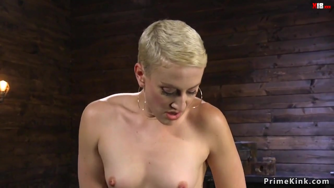 Short Hair Blonde Mature Milf