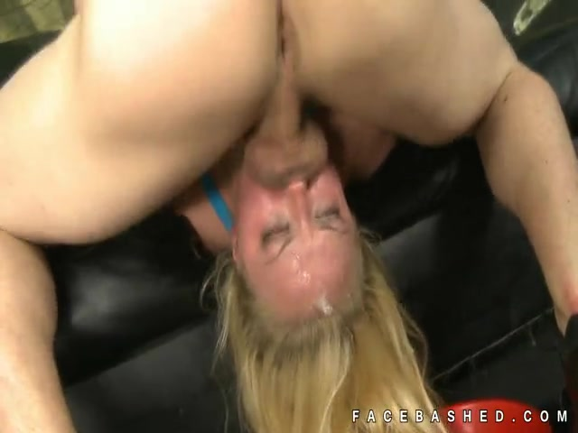 Pov Upside Down Facefuck