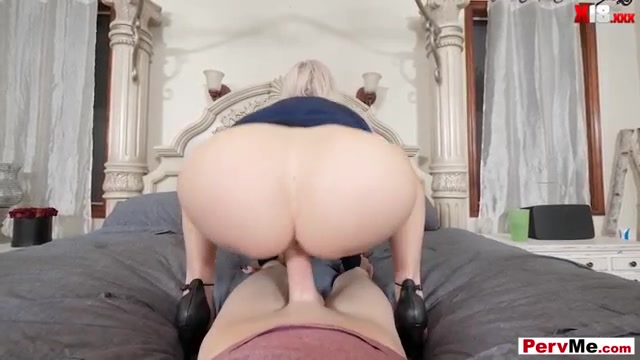 Blonde stepmother with huge tits gets fucked pov style pervme Fucking My Hot Busty Blonde Stepmom In Secret Pov Style X18 Xxx